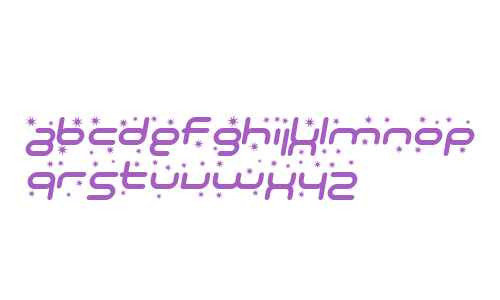 SF Technodelight Italic V1 V2