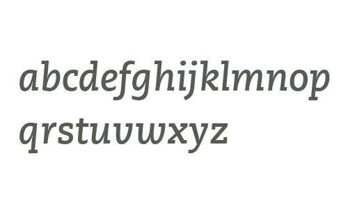Caecilia LT W04 76 Bold Italic
