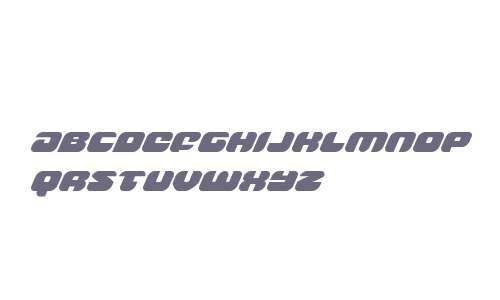 Groovy Smoothie Super-Italic