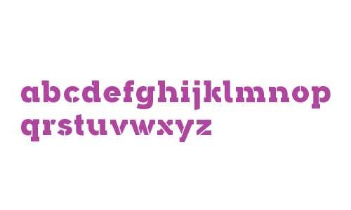 Arkibal-Serif-Stencil-Heavy