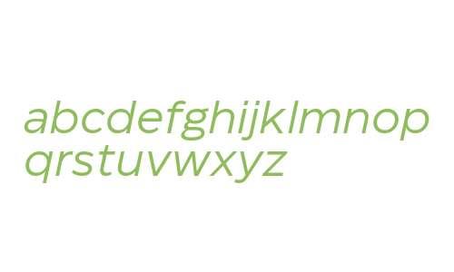 Eastman Trial Italic