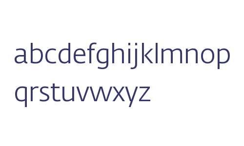 Fedra Sans Arabic ARLT Bk