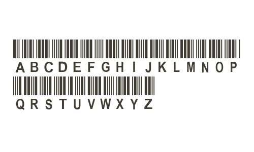 Archon Code 39 Barcode