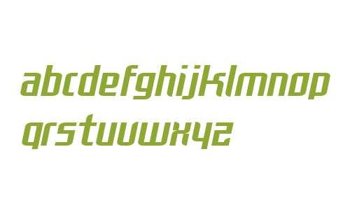 Rosetta OT W03 Bold Italic