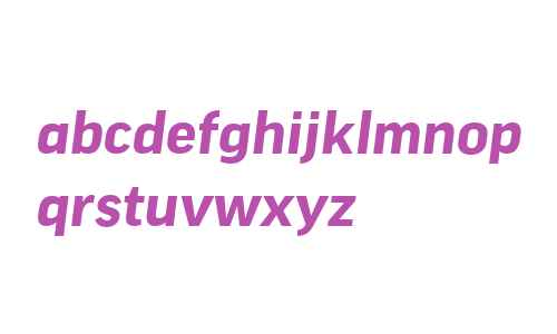 Good Offc W02 Wide Bold Italic