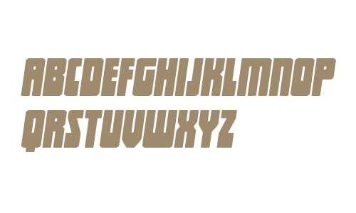 Elastic Lad Wide Italic
