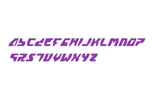 Gyrfalcon Condensed Italic