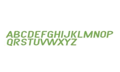 SF Atarian System Extended Italic V2 V1