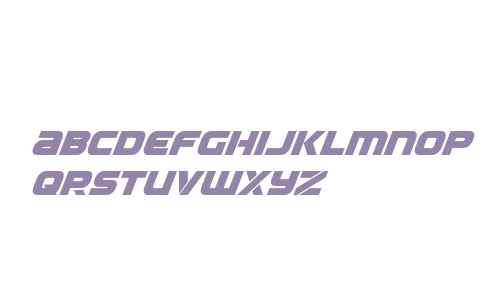 Ozda Super-Italic