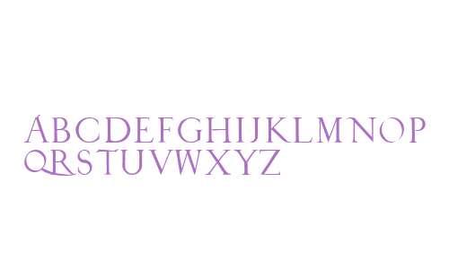 1525 Durer initials W90 Regular