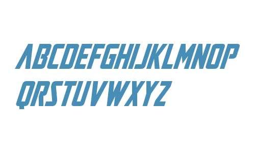 Mandalore Super-Italic