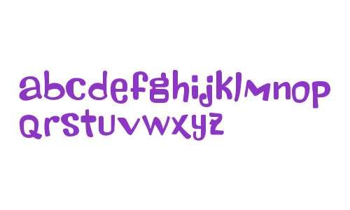 Maniac Letters Bold