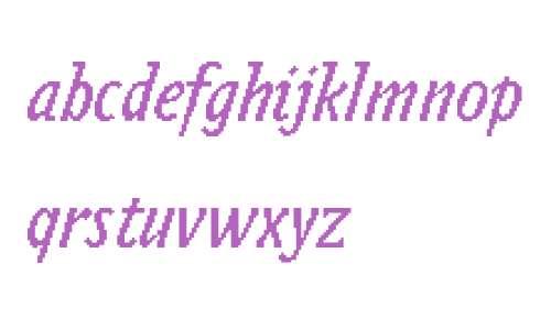 Zeitgeist MT Std Italic