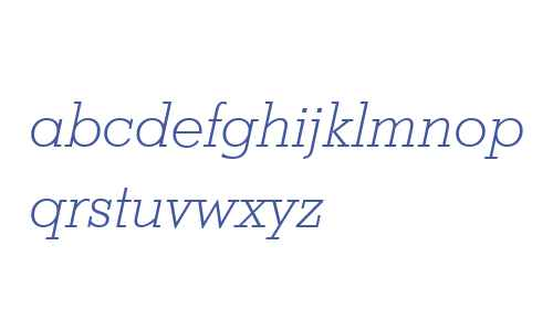 Stymie Light Italic BT V2