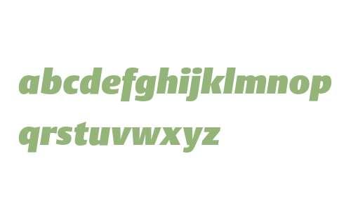 DTLArgoST Ultra Heavy Italic