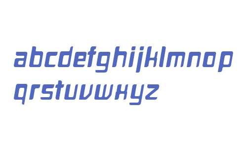 PlanetorBold Italic W00 Regular