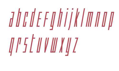 Phantacon Bold Italic