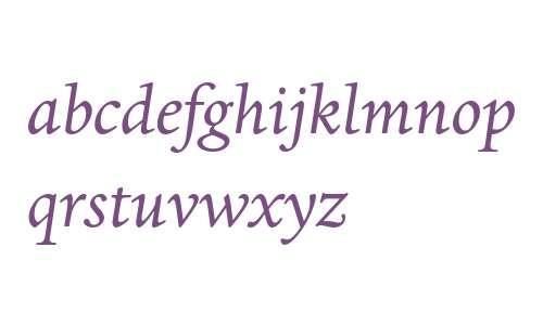 Dante eText W07 Italic