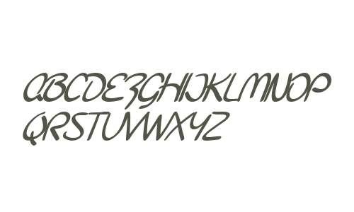 SF Burlington Script SC Bold Italic V2 V2