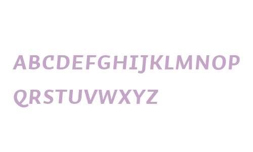 Auto 3 Bold Italic SmCp