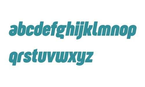 Sugo Pro Display Trial Bold Italic