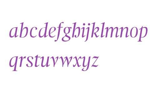 Tramuntana Display W00 Italic