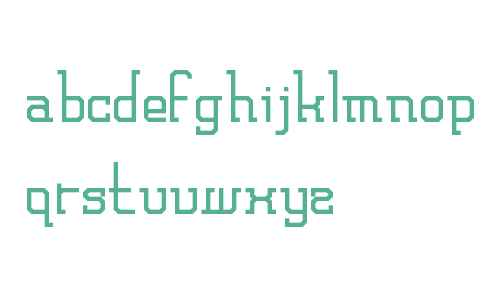 Frankfurt Messe Serif