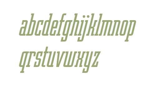 Robotik Std Italic
