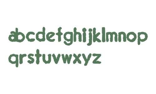 JMH Typewriter Sans Bold