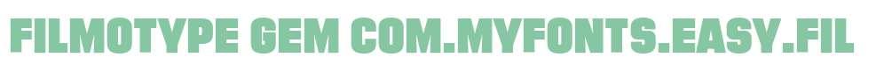 Filmotype Brooklyn Fonts Free Download - OnlineWebFonts COM