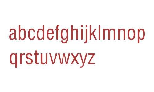 HelveticaLTStd-Cond