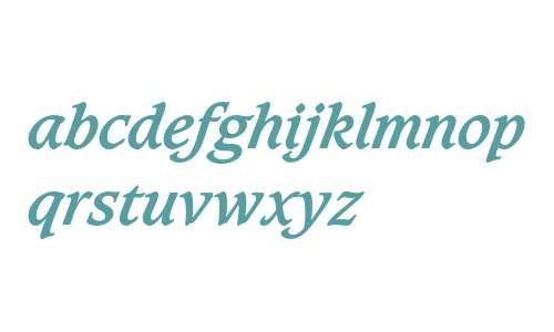 Caxton Bold Italic