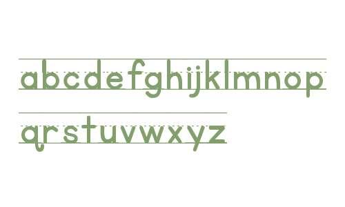 KG Primary Penmanship Lined
