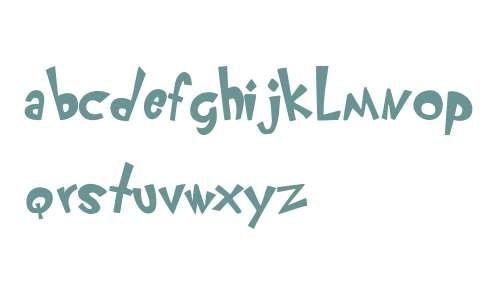 Klunder Script OT W01 Bold