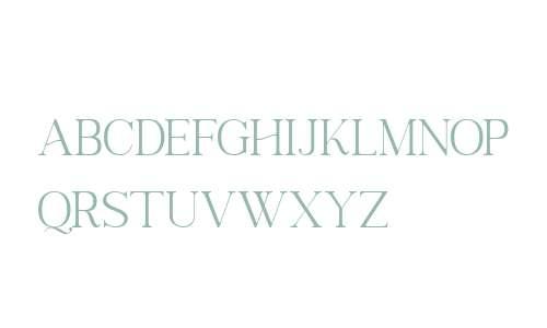 Next Southerland Serif DEMO