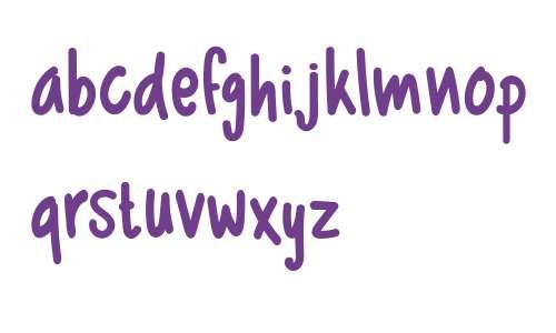 Akabiluru Style Handwritten