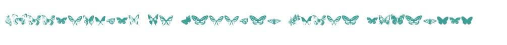 Butterflies by Darrian