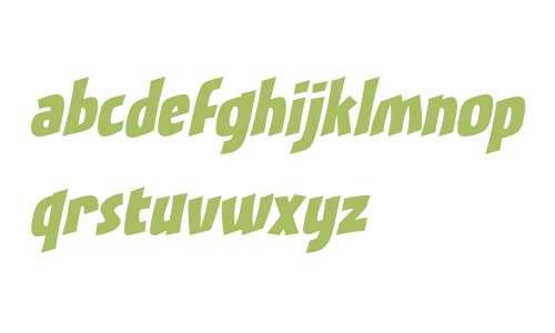 SuckerPunch BB W00 Italic
