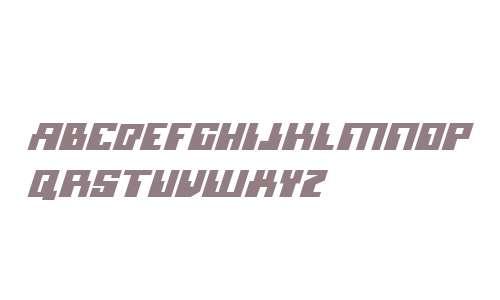 Micronian Italic V1