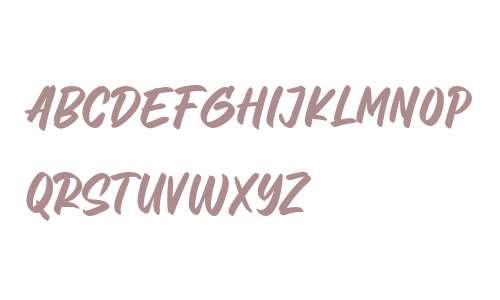 Letter Marker Regular