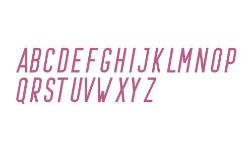 Prestage Italic Italic