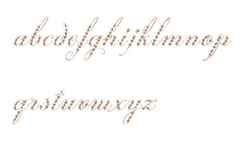 Weingut Script Flourish W00 Rg
