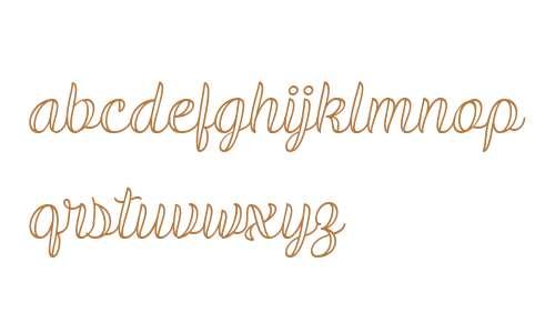 Validity Script PERSONAL USE Italic