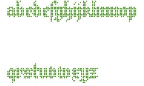 New Hildegard Std Pixel