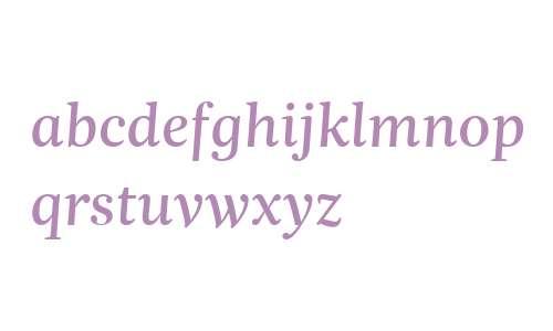 Trola Text W03 Regular Italic