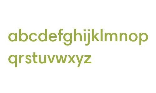 Harmonia Sans W04 Semi Bold