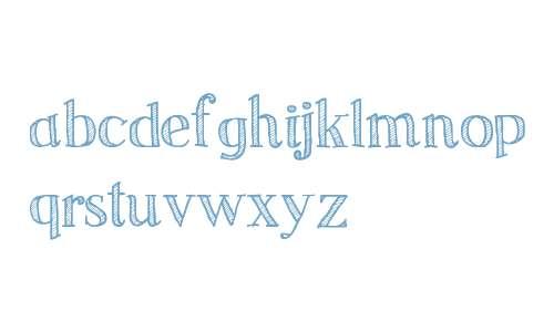 Sketch Serif V2