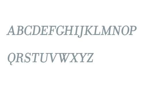 DonatoraSC-Italic
