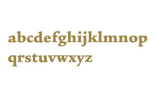 Legacy Serif ITC Ultra
