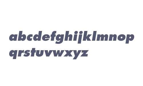 FuturaStd-ExtraBoldOblique